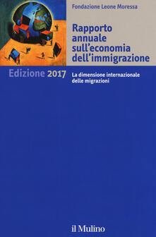 Osteriacasadimare.it Rapporto annuale sull'economia dell'immigrazione 2017 Image