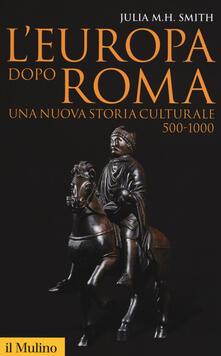 Criticalwinenotav.it L' Europa dopo Roma. Una nuova storia culturale (500-1000) Image
