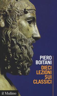 Collegiomercanzia.it Dieci lezioni sui classici Image