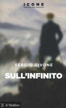Sull'infinito - Sergio Givone - copertina