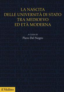 Ristorantezintonio.it La nascita delle università di Stato tra Medioevo ed età moderna Image