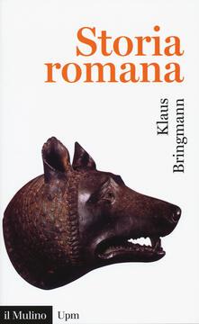 Librisulrazzismo.it Storia romana. Dalle origini alla tarda antichità Image