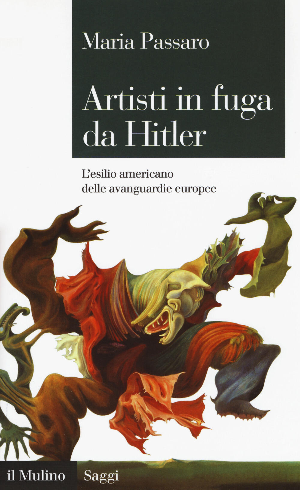 L'arte che spaventava Hitler. Artisti in fuga da Hitler.