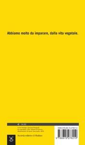 La vita delle piante. Metafisica della mescolanza - Emanuele Coccia - 4