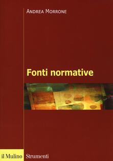 Listadelpopolo.it Fonti normative Image