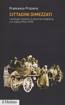 Vitalitart.it Cittadini dimezzati. I profughi trentini in Austria-Ungheria e in Italia (1914-1919) Image