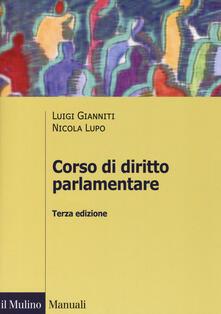 Teamforchildrenvicenza.it Corso di diritto parlamentare Image