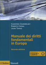 Manuale dei diritti fondamentali in Europa. Con espansione online