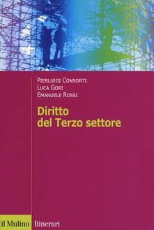 Grandtoureventi.it Diritto del terzo settore Image