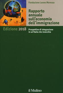 Daddyswing.es Rapporto annuale sull'economia dell'immigrazione 2018 Image
