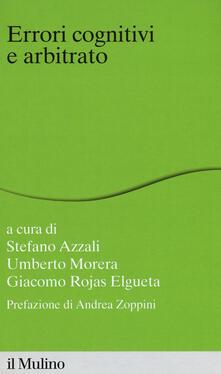 Errori cognitivi e arbitrato.pdf