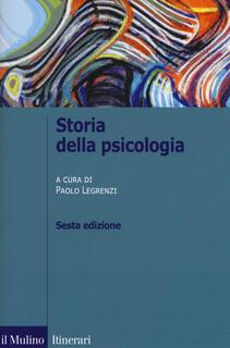 Libro Storia della psicologia