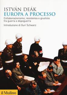 Cefalufilmfestival.it Europa a processo. Collaborazione, resistenza e giustizia fra guerra e dopoguerra Image