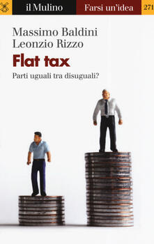 Filmarelalterita.it Flat tax. Parti uguali tra disuguali? Image