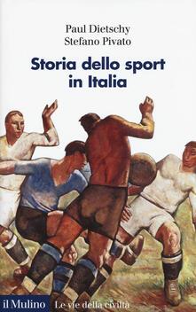 Ipabsantonioabatetrino.it Storia dello sport in Italia Image