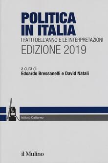 Vitalitart.it Politica in Italia. I fatti dell'anno e le interpretazioni. 2019 Image