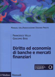 Camfeed.it Diritto ed economia di banche e mercati finanziari Image