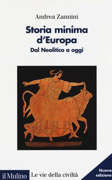 Voluntariadobaleares2014.es Storia minima d'Europa. Dal Neolitico a oggi Image