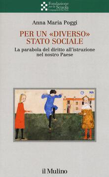Grandtoureventi.it Per un «diverso» Stato sociale. La parabola del diritto all'istruzione nel nostro Paese Image