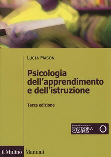 Amatigota.it Psicologia dell'apprendimento e dell'istruzione Image