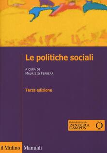 Listadelpopolo.it Le politiche sociali Image