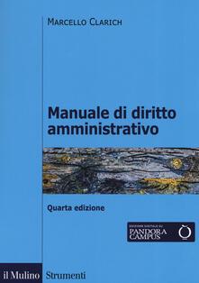 Ipabsantonioabatetrino.it Manuale di diritto amministrativo Image