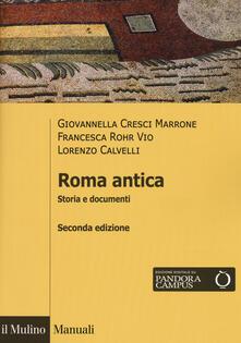 Ristorantezintonio.it Roma antica. Storia e documenti Image