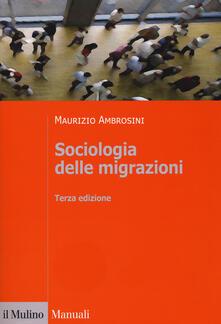 Rallydeicolliscaligeri.it Sociologia delle migrazioni Image