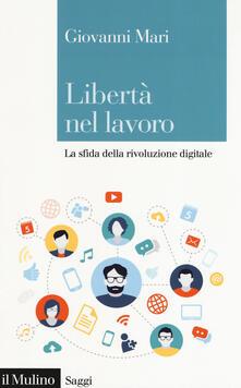 Premioquesti.it Libertà nel lavoro. La sfida della rivoluzione digitale Image