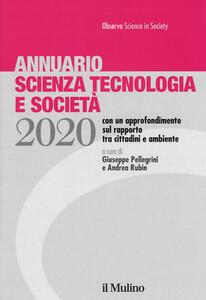 Libro Annuario scienza tecnologia e società