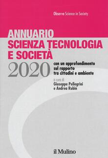 Parcoarenas.it Annuario scienza tecnologia e società Image
