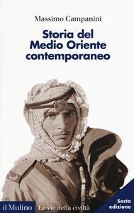 Libro Storia del Medio Oriente contemporaneo Massimo Campanini