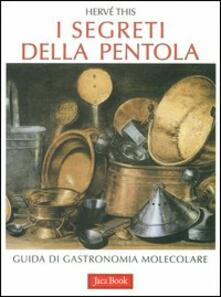 Filippodegasperi.it I segreti della pentola. Guida di gastronomia molecolare Image