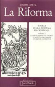 Libro La riforma in Germania. Vol. 2 Joseph Lortz