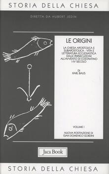 Squillogame.it Storia della Chiesa. Vol. 1: Le origini (i-IV secolo). Image