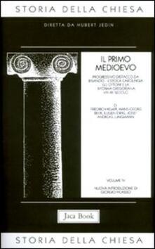 Antondemarirreguera.es Storia della Chiesa. Vol. 4: Il primo Medioevo (VII-XII secolo). Image