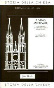 Libro Storia della Chiesa. Vol. 5\1: Civitas medievale (XII-XIV secolo). Hans Wolter , Hans G. Beck