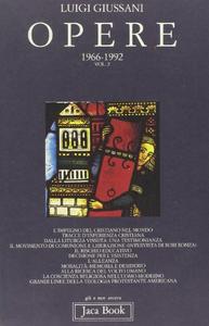 Libro Opere (1966-1992). Vol. 2 Luigi Giussani