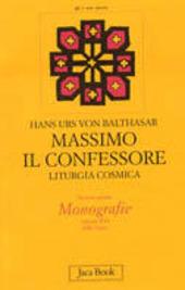 Massimo il Confessore. Liturgia cosmica. Vol. 16