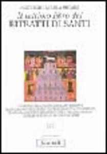 Libro Il settimo libro dei ritratti di santi Antonio M. Sicari