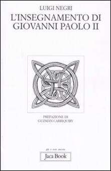 L insegnamento di Giovanni Paolo II.pdf