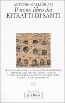 Tegliowinterrun.it Il nono libro dei ritratti di santi Image
