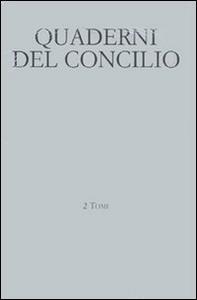 Libro Quaderni del Concilio Henri de Lubac