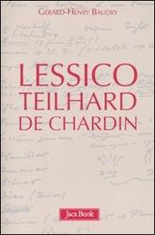 Lessico Teilhard de Chardin
