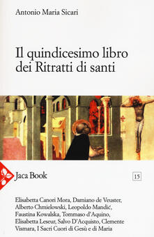 Voluntariadobaleares2014.es Il quindicesimo libro dei ritratti dei santi Image