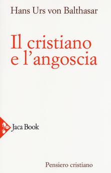 Promoartpalermo.it Il cristiano e l'angoscia Image