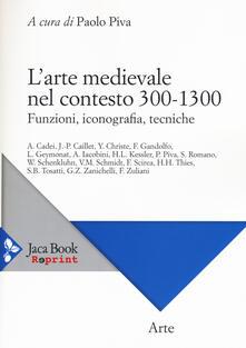 Squillogame.it L' arte medievale nel contesto 300-1300. Funzioni, iconografia, tecniche Image