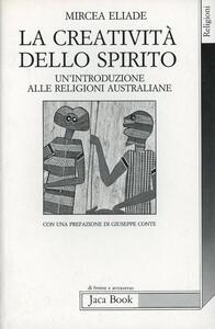 La creatività dello spirito. Un'introduzione alle religioni australiane