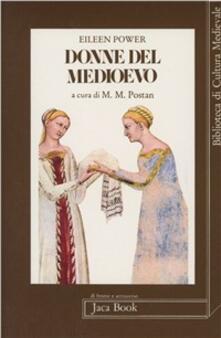 Donne del Medioevo - Eileen Power - copertina