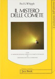 Il mistero delle comete-Le missioni spaziali verso la cometa di Halley